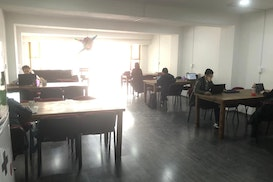 Spanglish School & Coworking, Mexico City