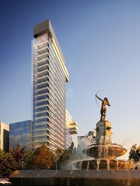 TORRE IOS OFFICES, Mexico City