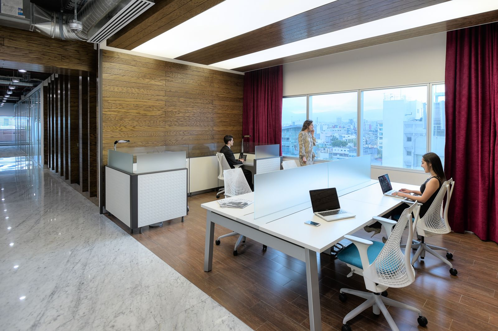 TORRE IOS OFFICES Mexico City