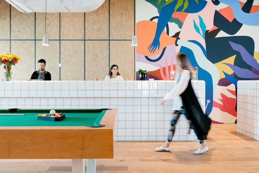 WeWork Arcos Bosques, Mexico City