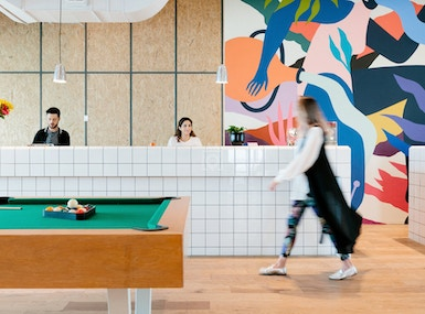 WeWork Arcos Bosques image 5