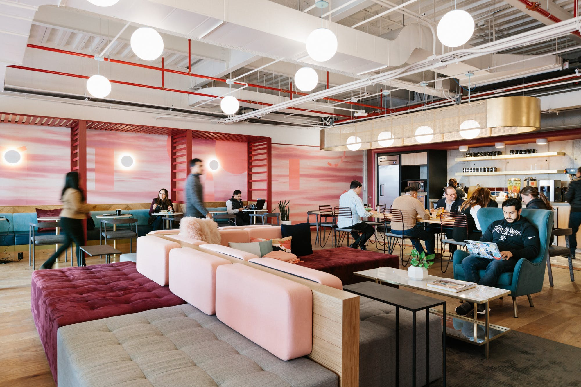 WeWork Cervantes, Mexico City