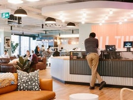 WeWork Mariano Escobedo 595, Mexico City