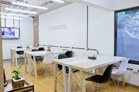 Workshop Coworking, Mexico City