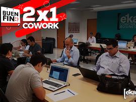 EKA Coworking, Monterrey