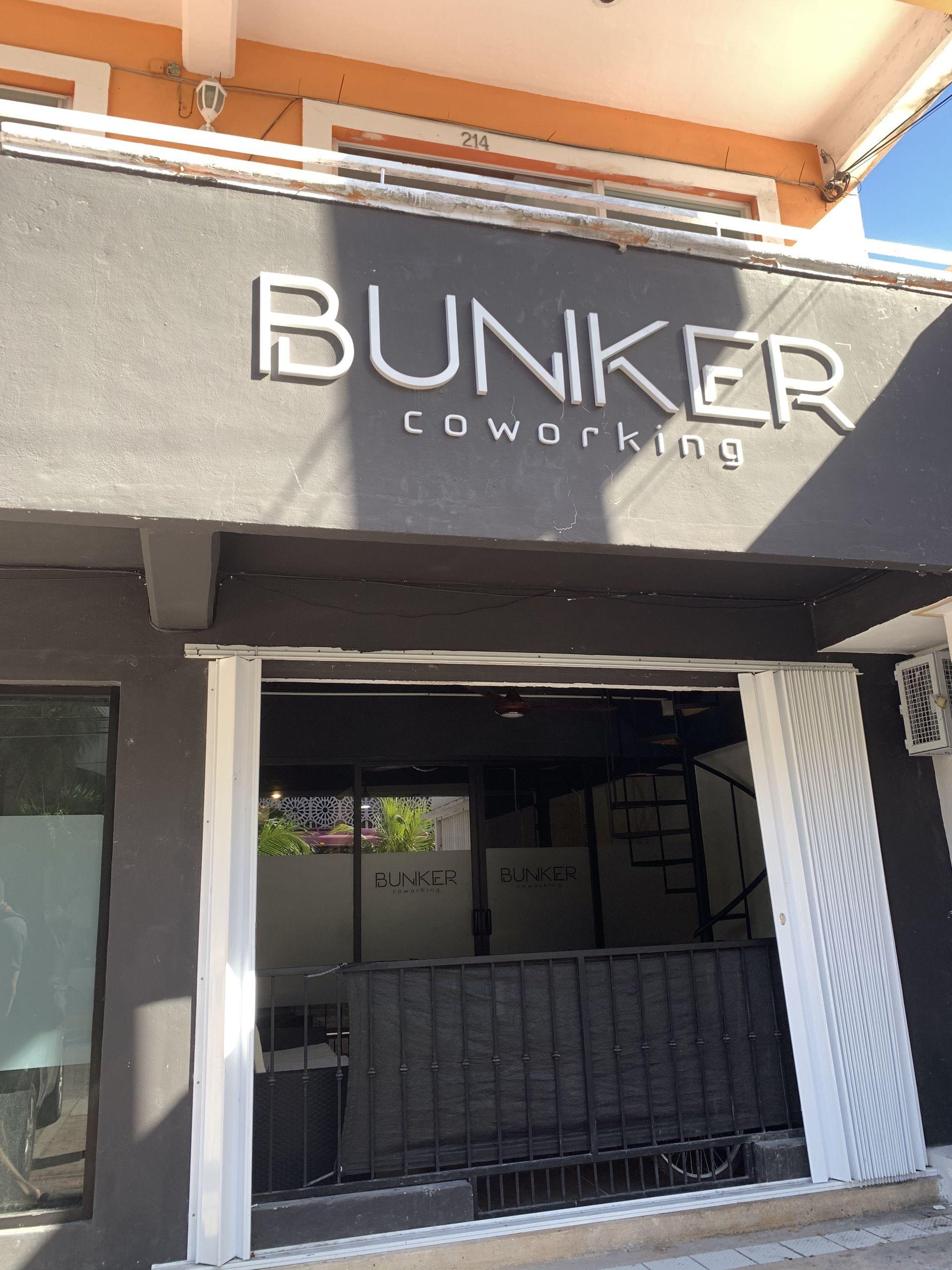 BUNKER Coworking, Playa del Carmen