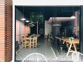 murà cafe cowork, Playa del Carmen