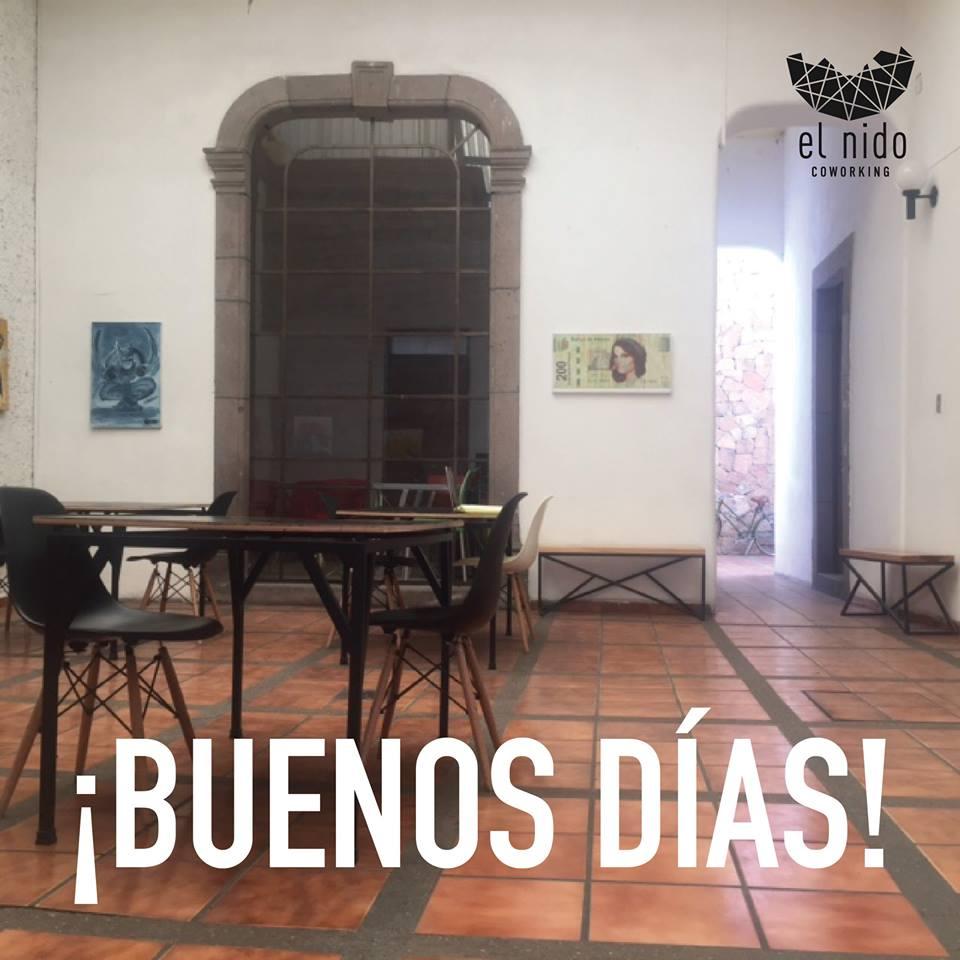 El Nido Coworking, San Luis Potosi