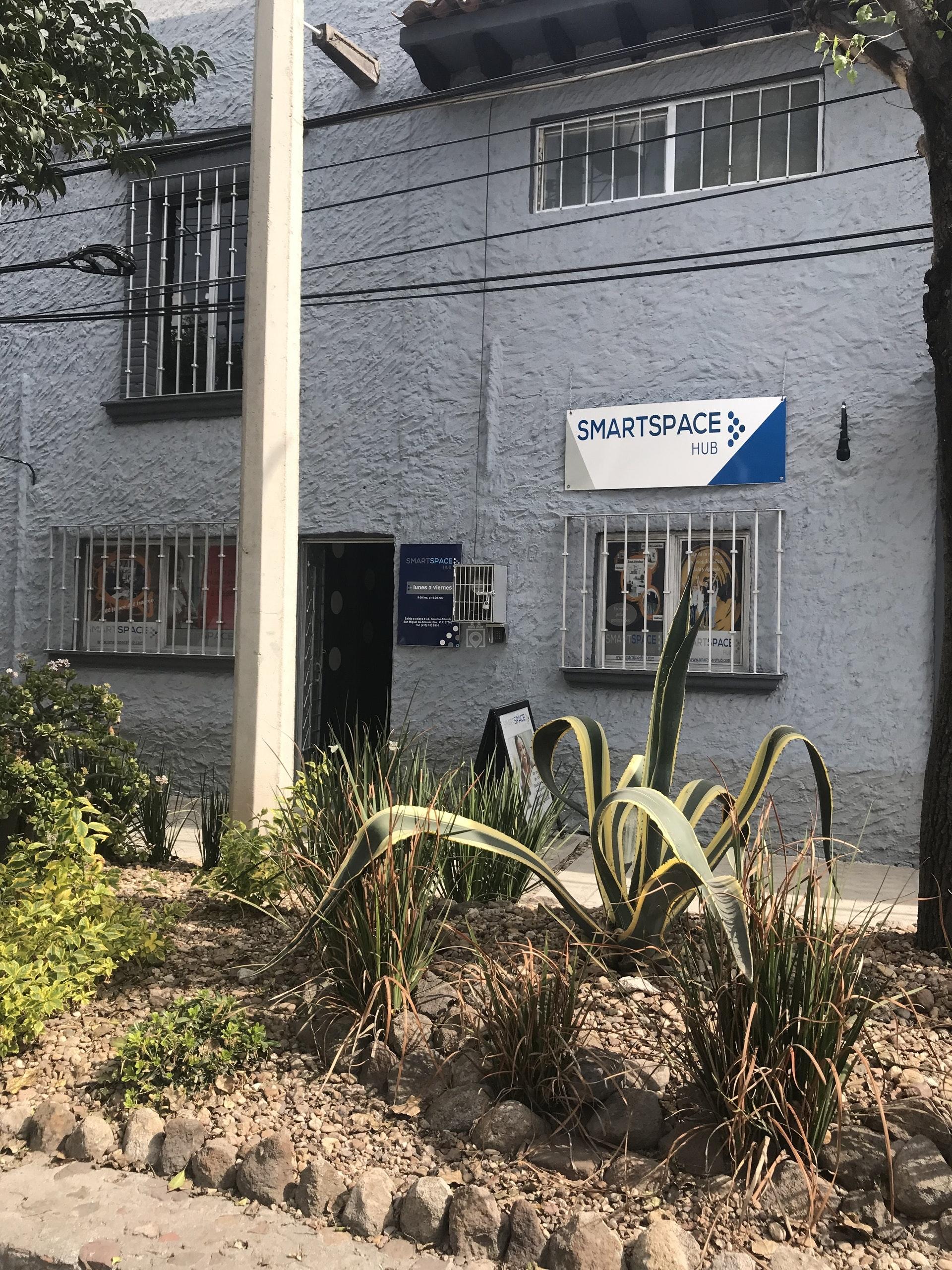 Smart Space Hub, San Miguel de Allende - Book Online - Coworker