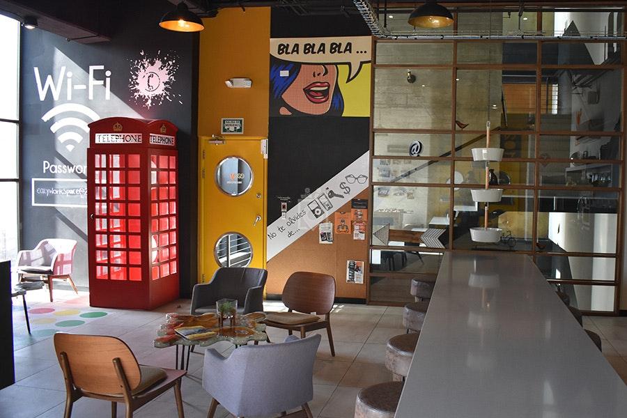 eazy Workspace, Tijuana