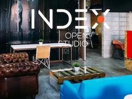 Index Open Studio, Tijuana