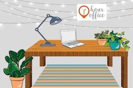 Hour Office Coworking, Guadalajara