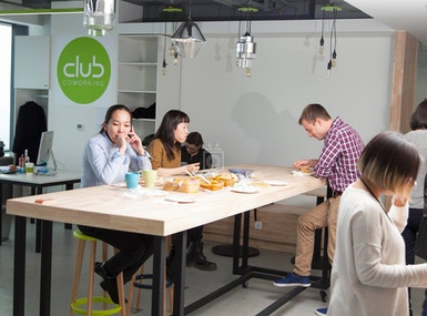 CLUB coworking image 5