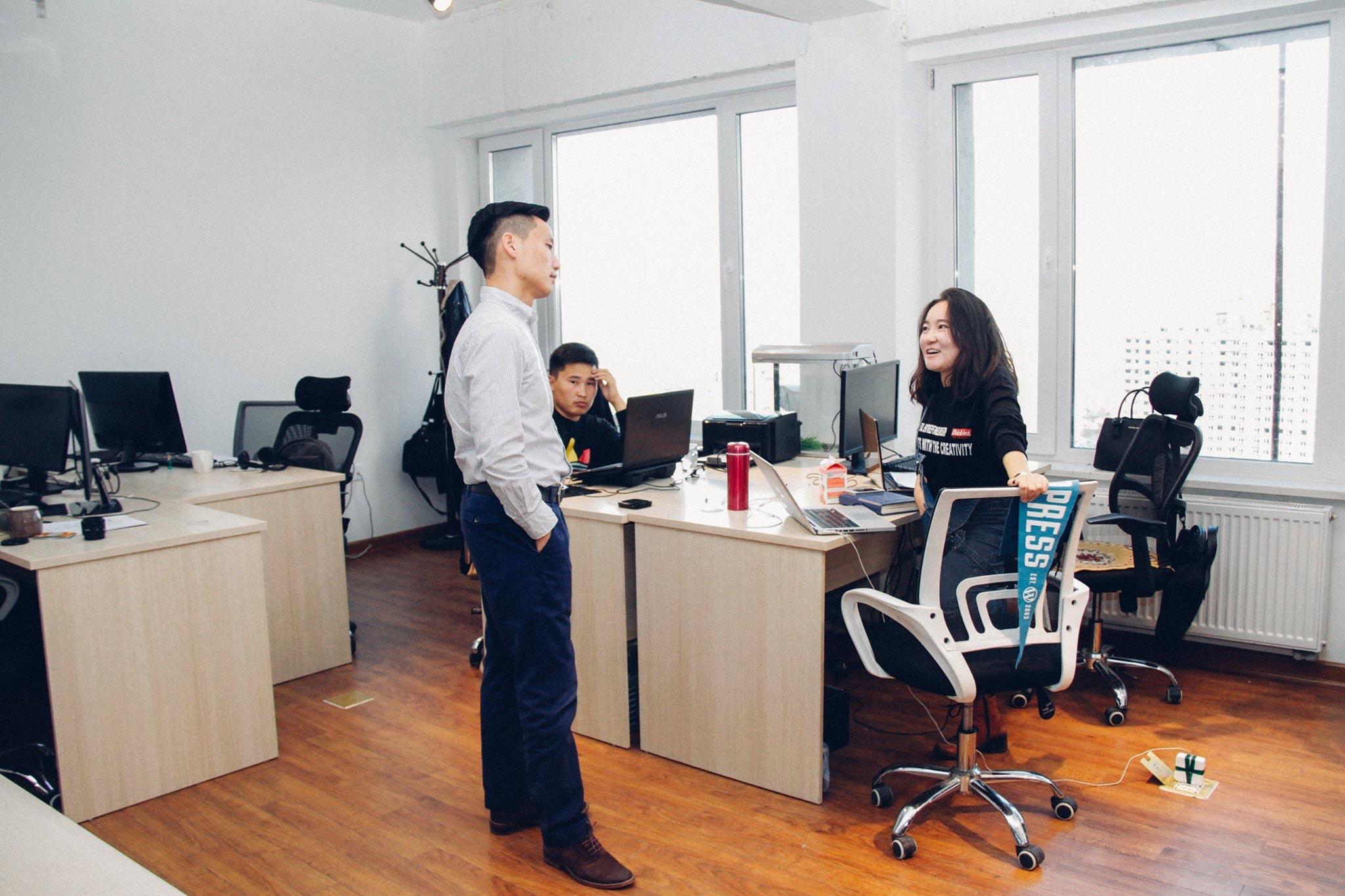 Workcentral Mongolia, Ulaanbaatar