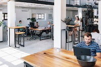 innovation centre coworking office