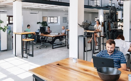 innovation centre coworking office, Tivat