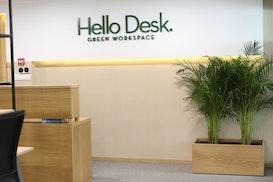 Hello Desk, Casablanca