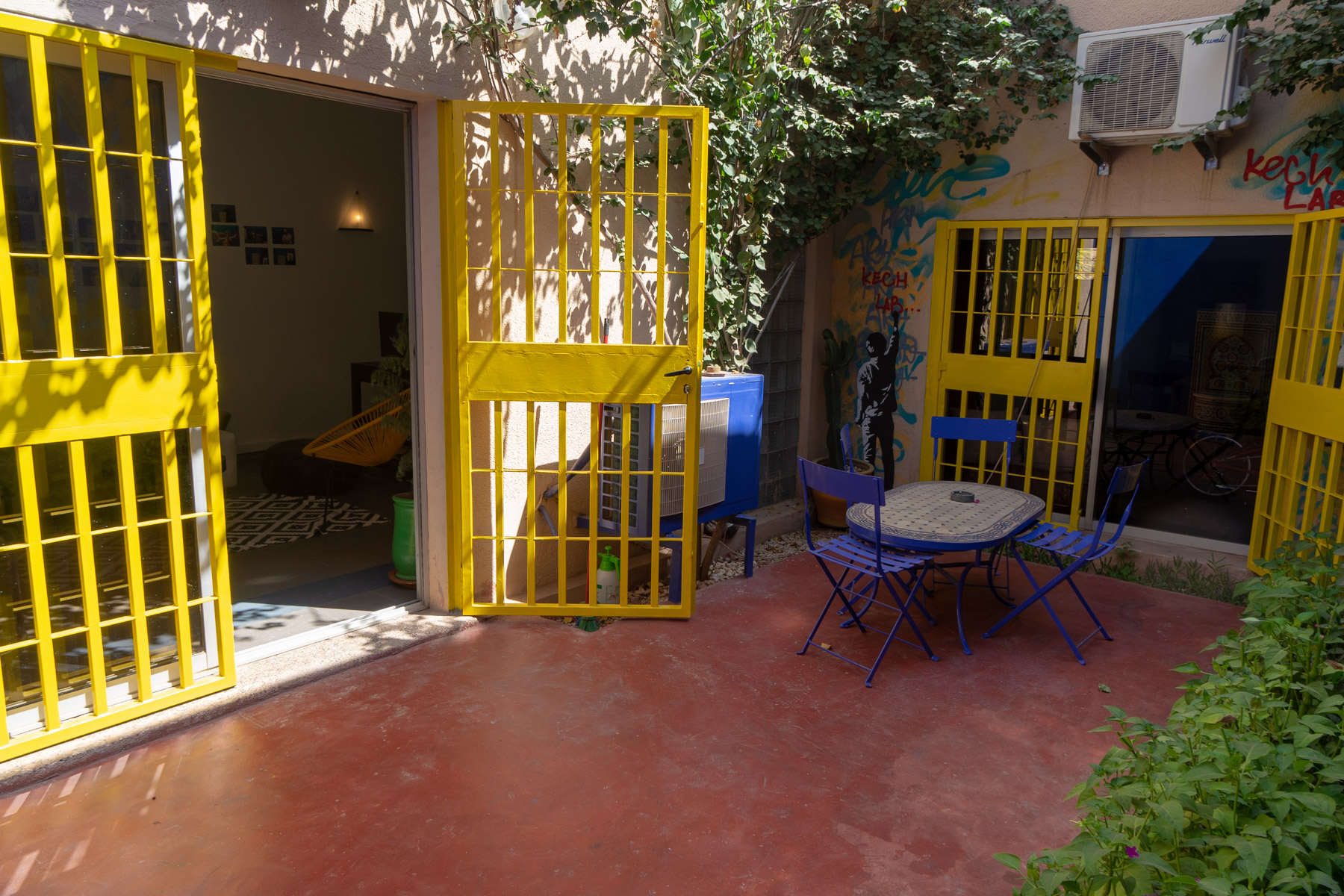 Awe Inspiring Kech Lab Marrakech Book Online Coworker Onthecornerstone Fun Painted Chair Ideas Images Onthecornerstoneorg