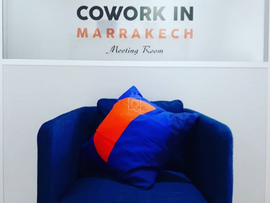 Cowork In Marrakech, Marrakesh