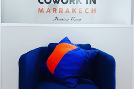 Cowork In Marrakech, Marrakech