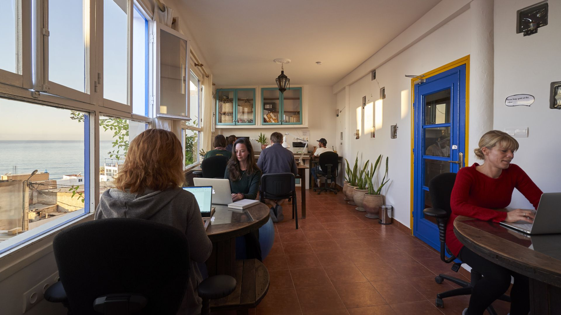 Sundesk Coworking, Taghazout