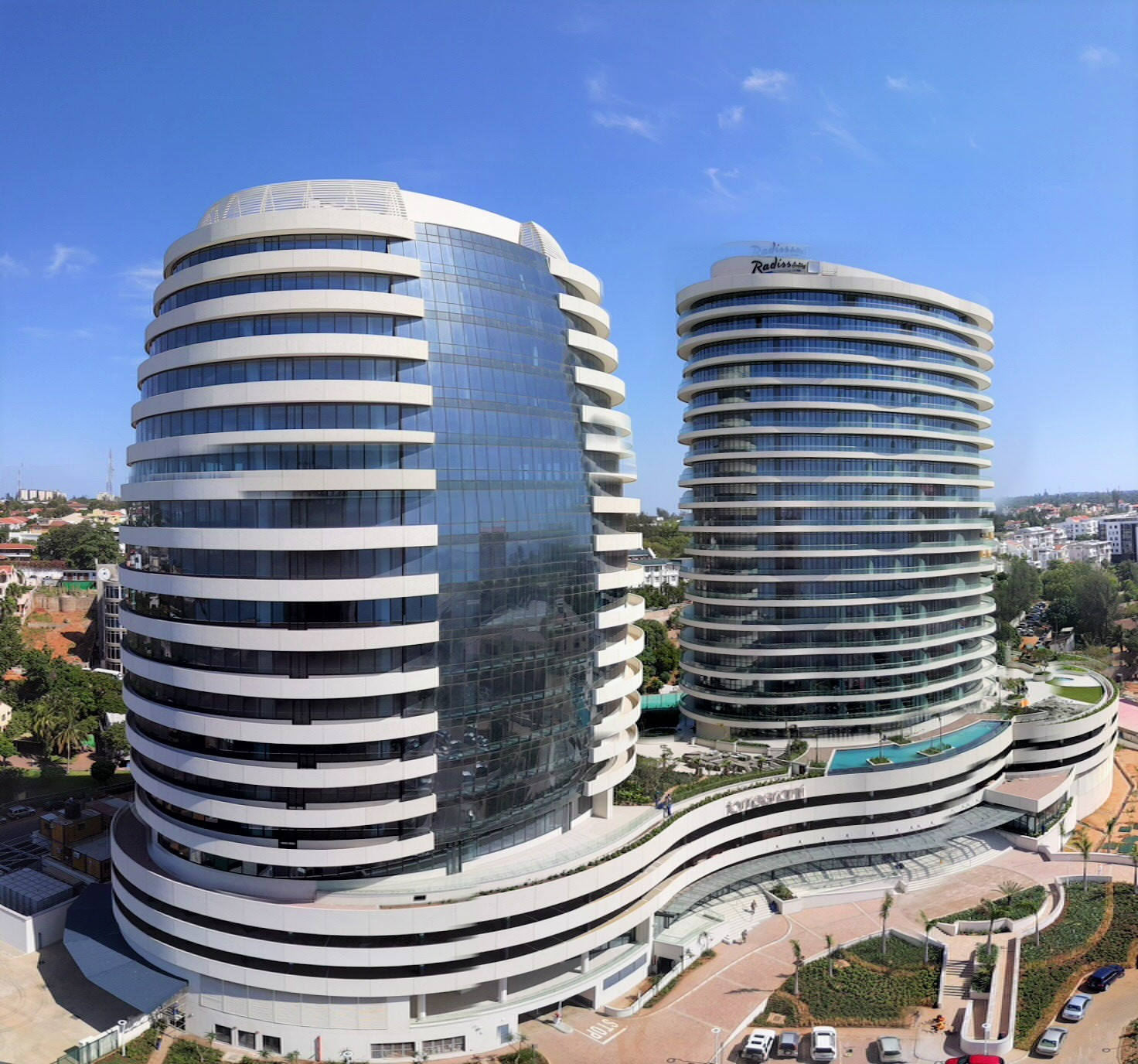 MMO, Rani Tower, Maputo