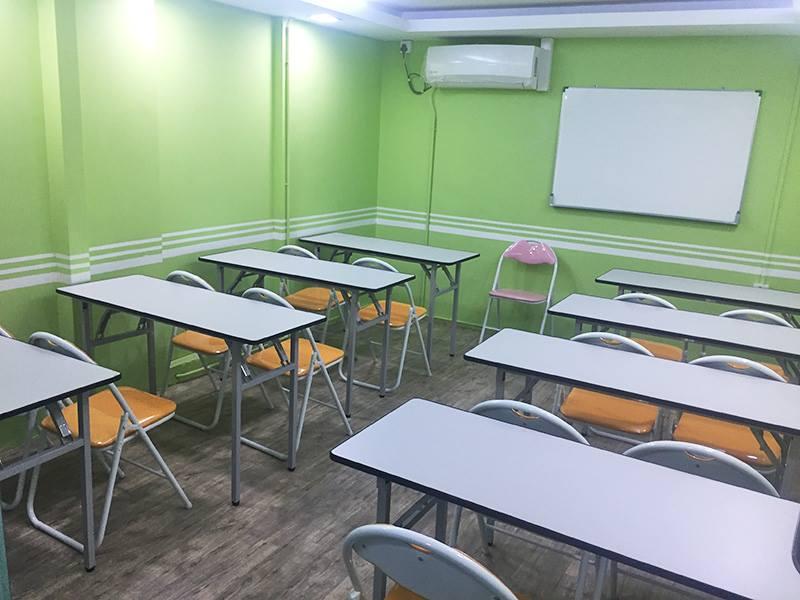 area.39 workspaces & classrooms, Yangon