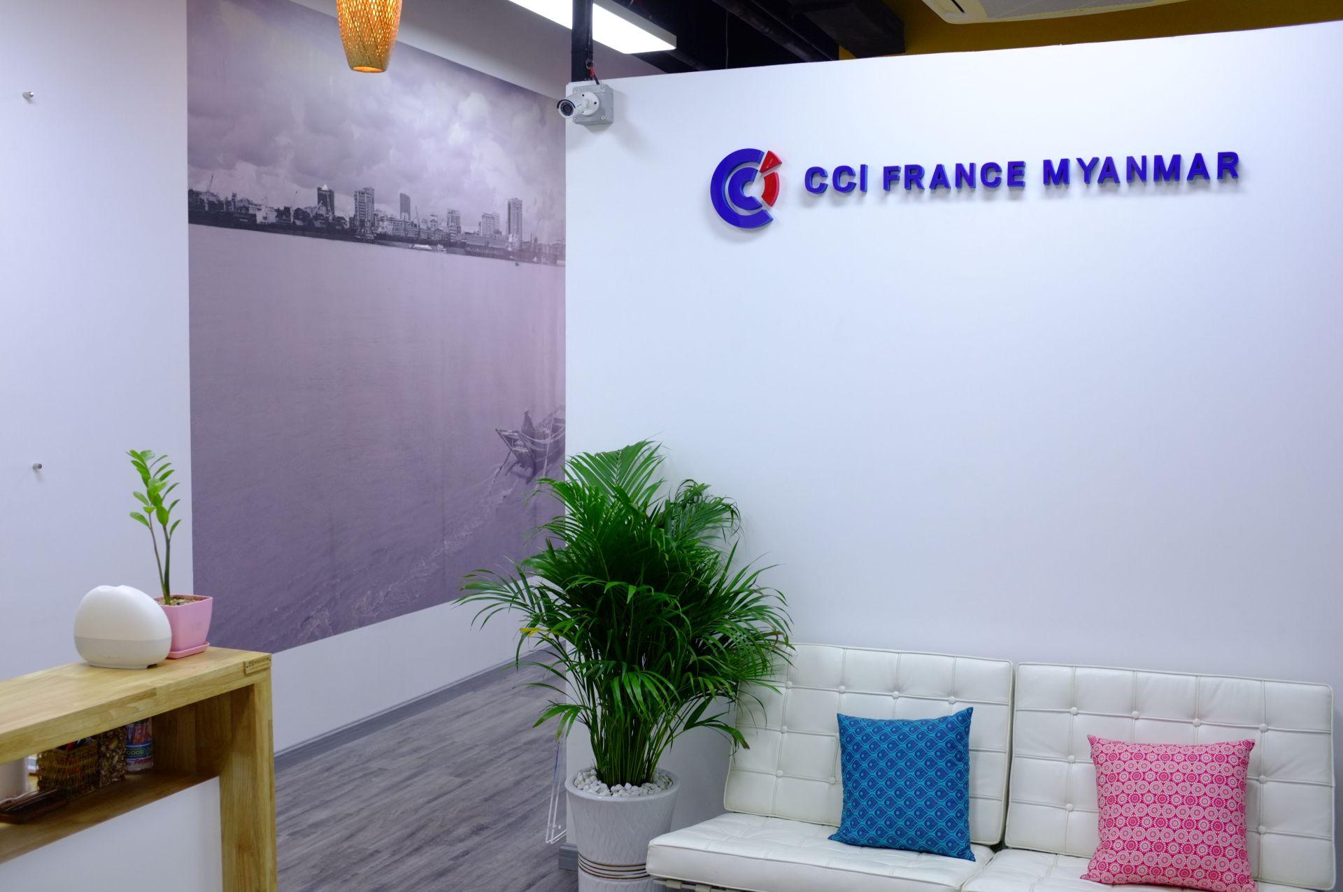 CCI France Myanmar, Yangon
