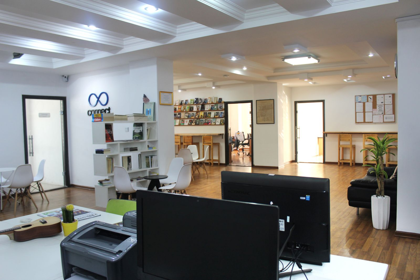 Connect Hub, Yangon