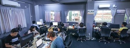 Crossworks Coworking Space
