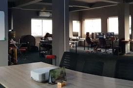 Crossworks Coworking Space, Yangon