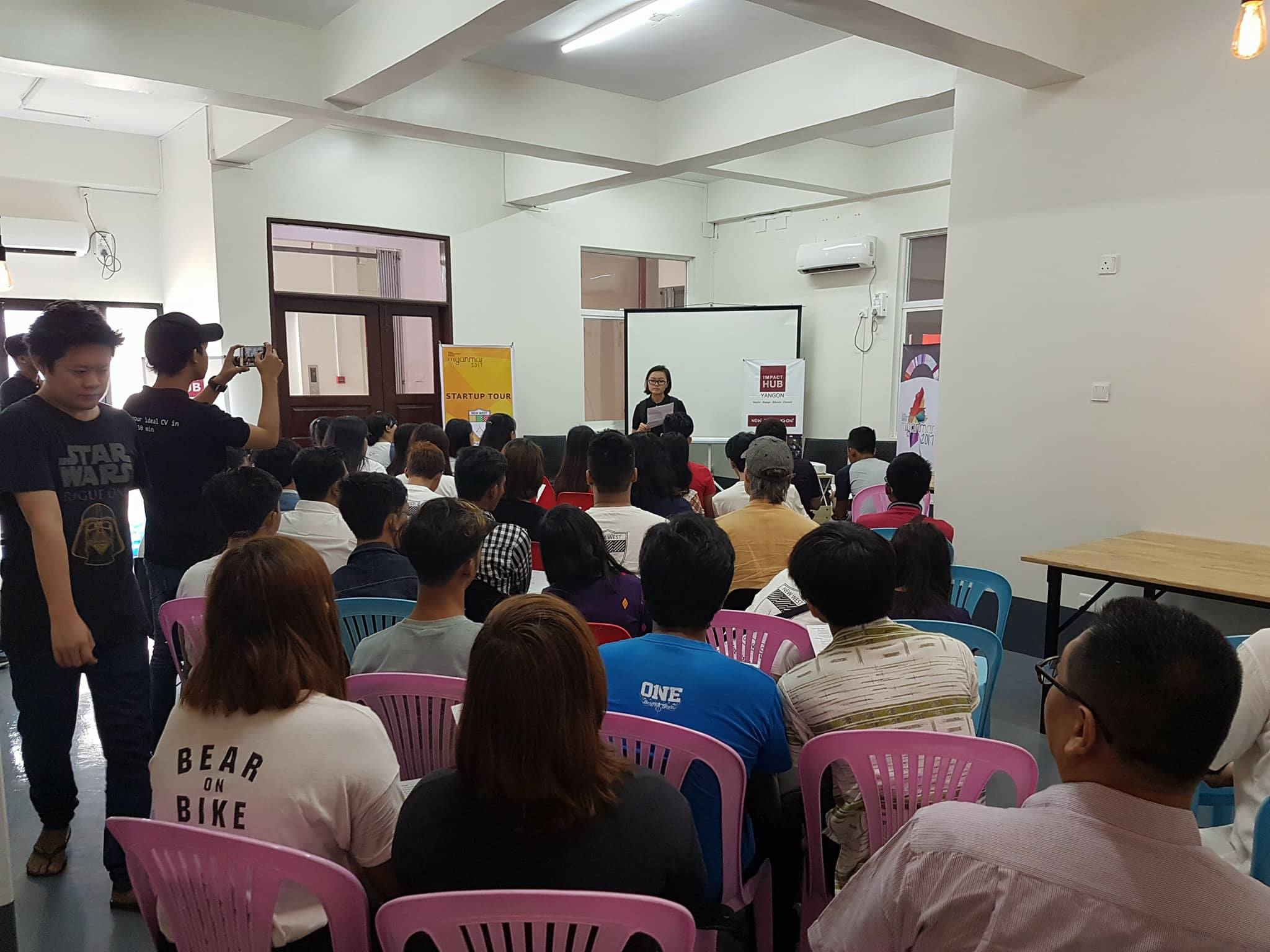 Impact Hub Yangon YMG, Yangon