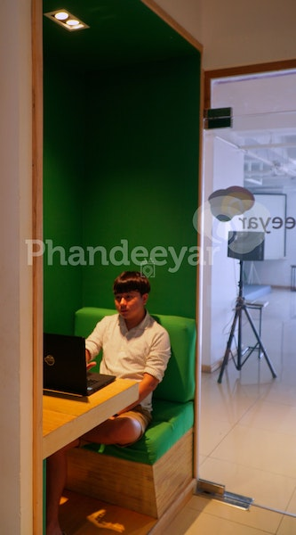 Phandeeyar Myanmar Innovation Lab, Yangon