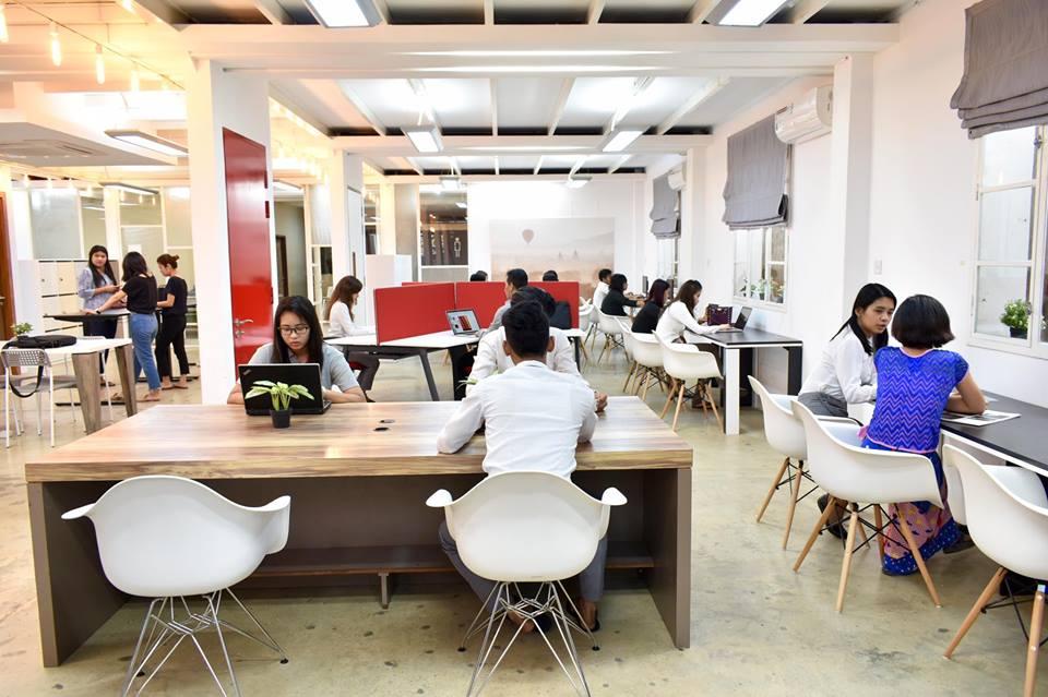 Zayat Coworking, Yangon