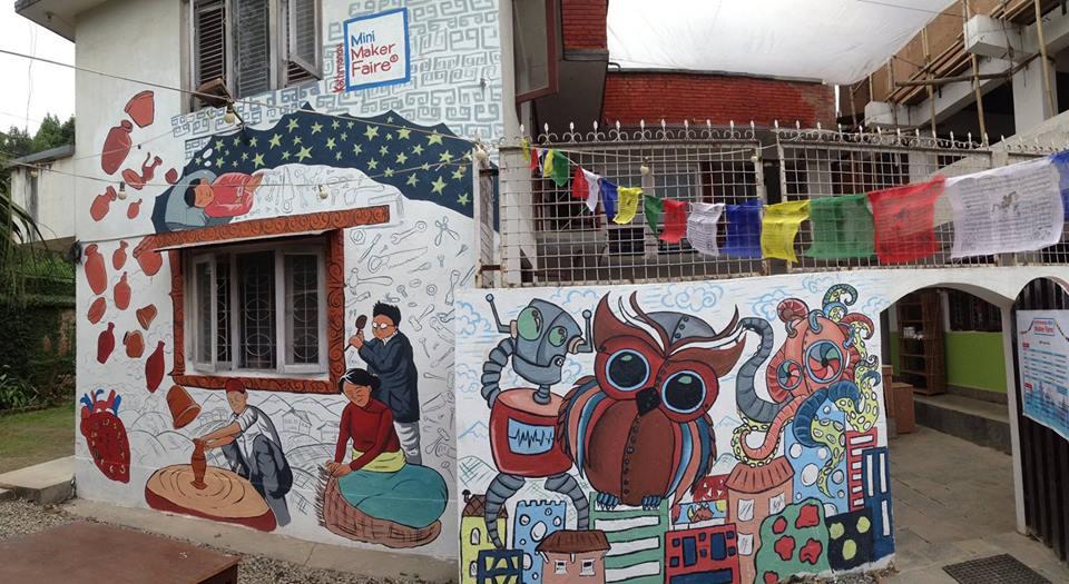 Nepal Communitere, Patan