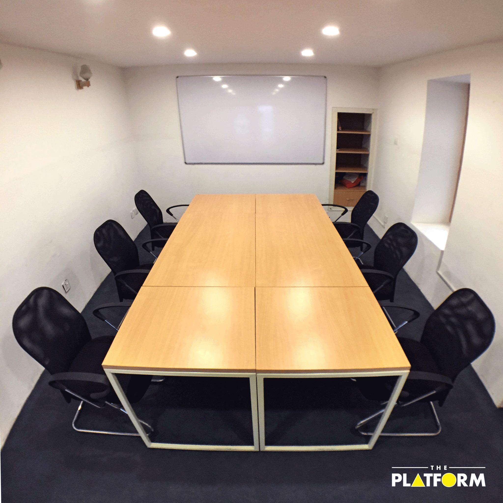 The Platform Inc, Patan