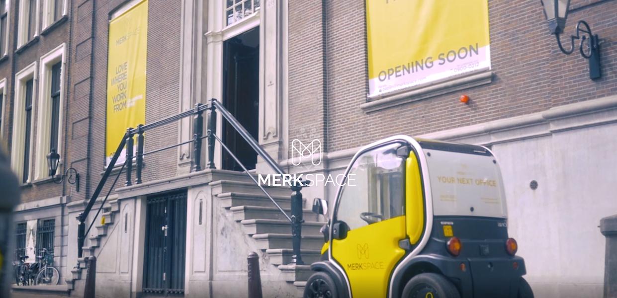 Merkspace Herengracht, Amsterdam