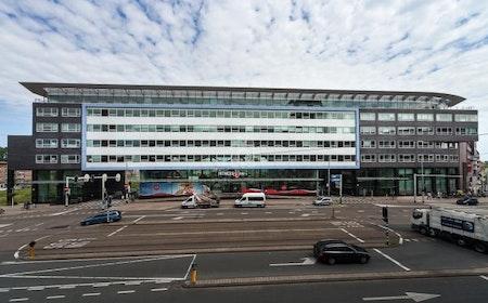 rent24 Bridge Building, Amsterdam