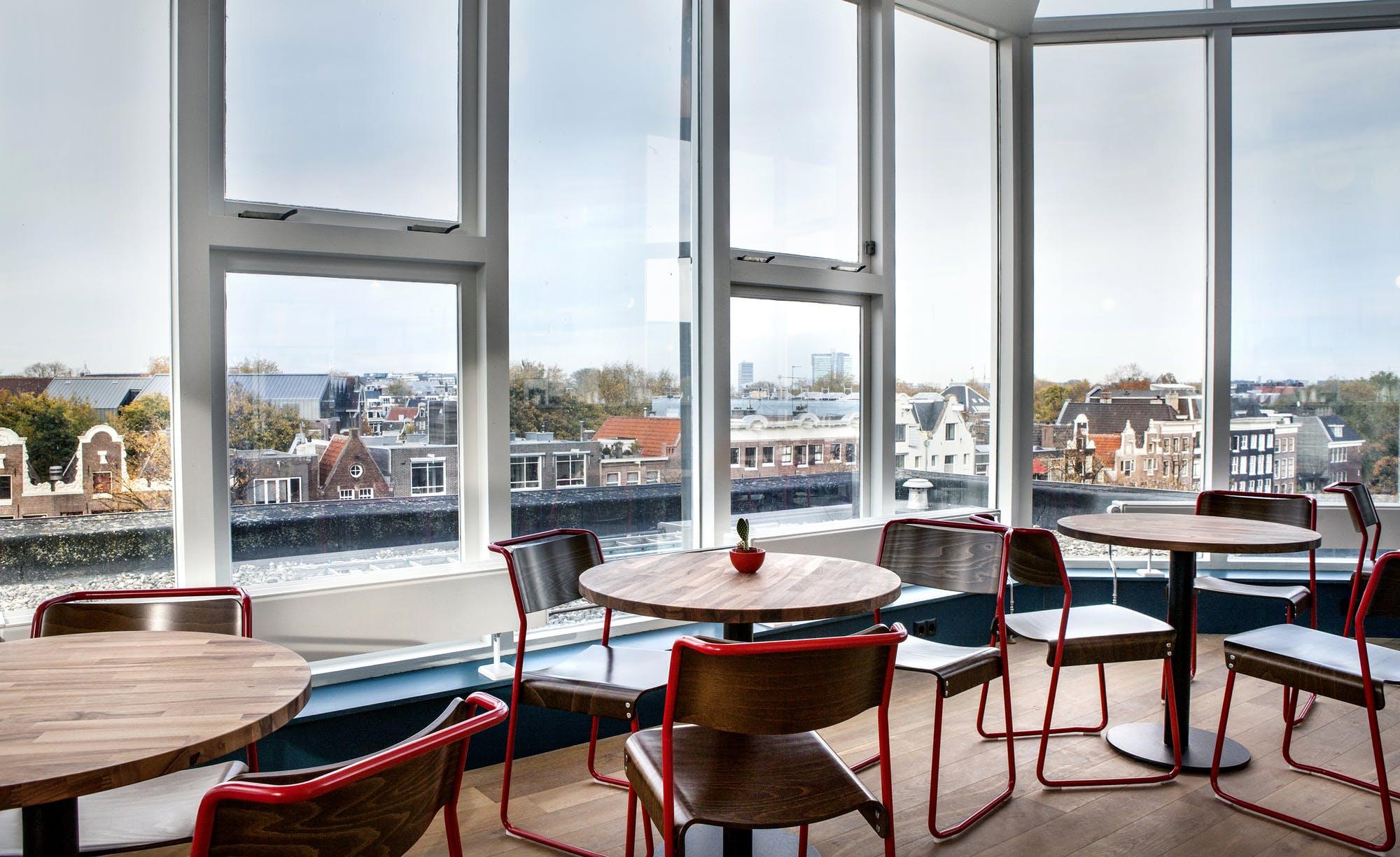 WeWork Metropool, Amsterdam