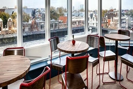 WeWork - Metropool, Amsterdam