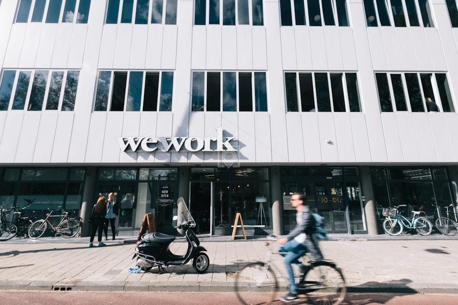 WeWork Weteringschans, Amsterdam