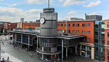 Regus - Den Bosch, Stationsplein image 1