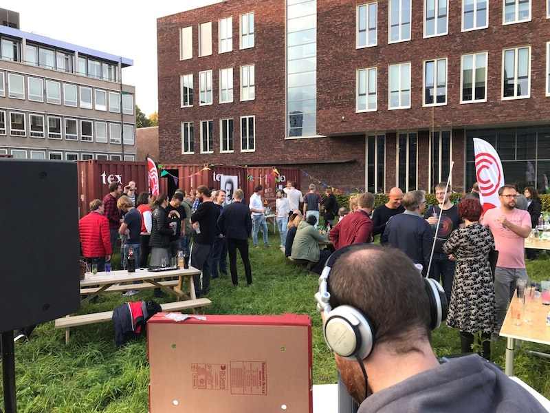 the cee spot, Enschede