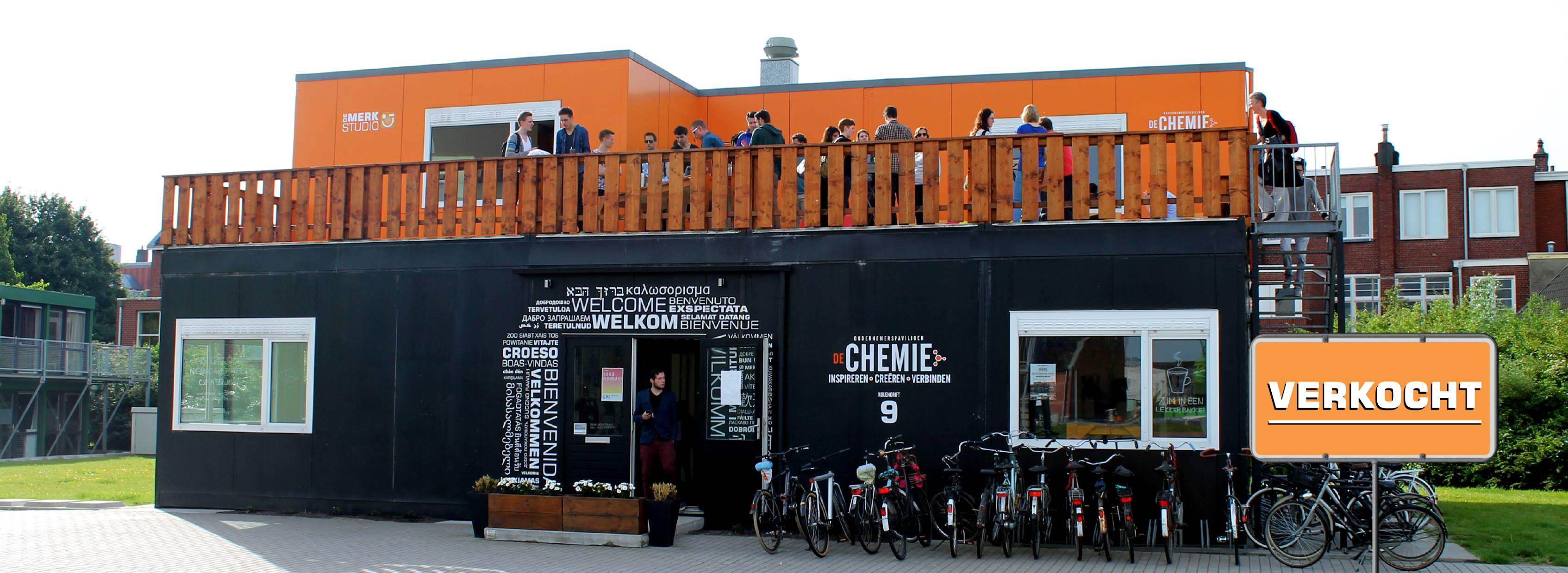 De Chemie, Groningen