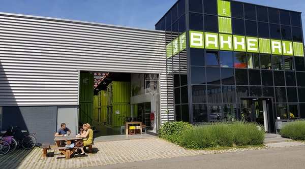 Bakke Rij, Haarlem