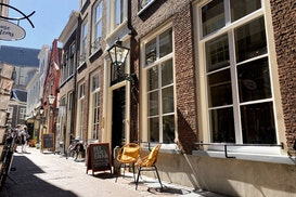 Het Stadslokaal, Leiden