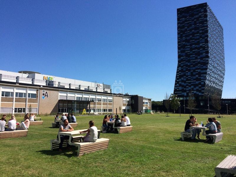 Novio Tech Campus Startup Spaces, Nijmegen