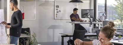 Novio Tech Campus Startup Spaces