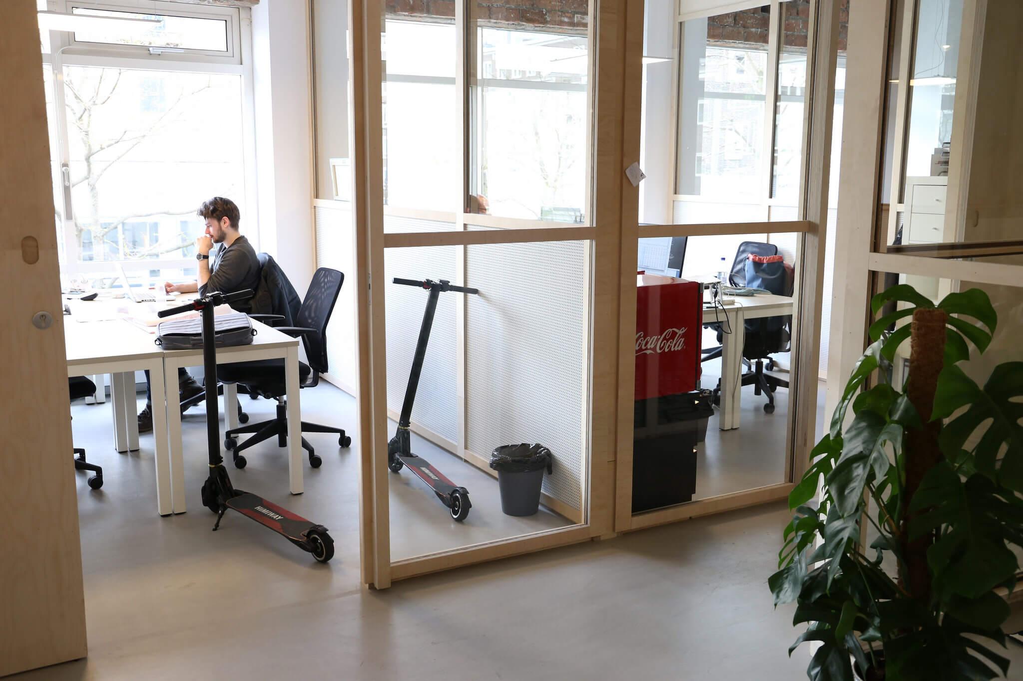 42Workspace, Rotterdam