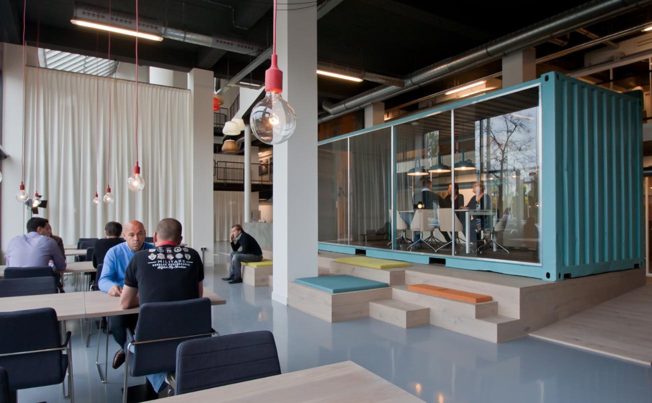HNK - Rotterdam, Rotterdam